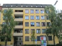 Aussenansicht Studentenwohnheim München Schwabing