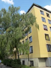 Aussenansicht Wohnheim Schwabing