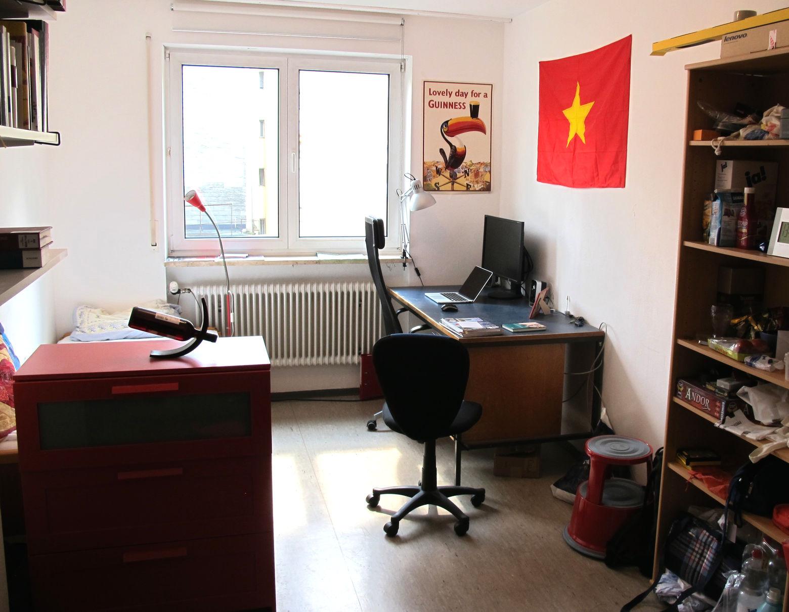 Zimmer Wohnheim Schwabing