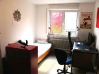 Zimmer Studentenwohnheim Schwabing