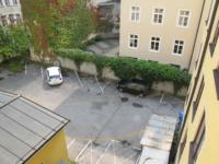 Hof Deutsche Burse Studentenwohnheim Schwabing