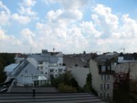 Aussenansicht Deutsche Burse Studentenwohnheim Schwabing